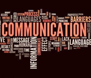 ADR communication